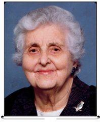 Elizabeth Rowena Roy, 1915 – 2018