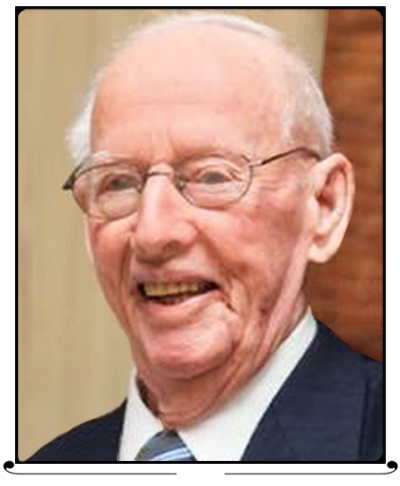 Verdun Bruce Hamilton, 1916 - 2018