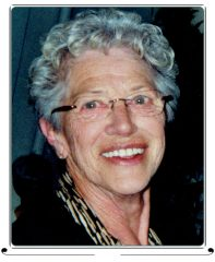 Mina Thelma Dickenson Lindsay, 1936 – 2018, Ormstown