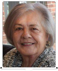 Claudette (Dumas) Hutchinson, 1937–2018