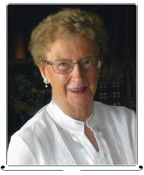 Margaret (née Thompson) McCartney-Tully, 1928–2019