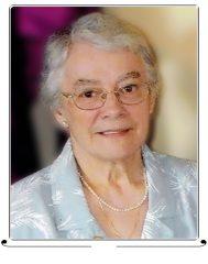 Rita (née Levreault) Robidoux, née en 1935, décès en 2019
