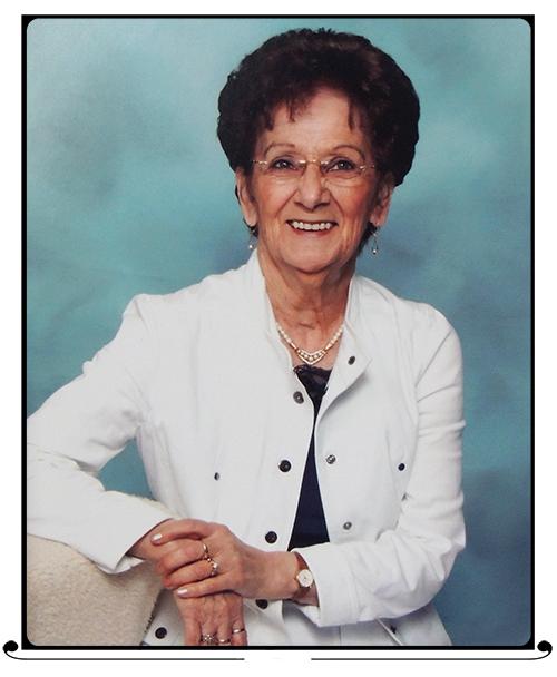 Andréa Dumont - née Pelchat - 1935-2019