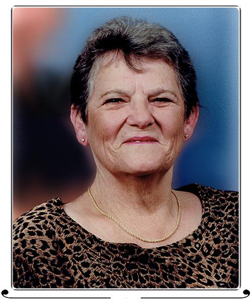 Cécile Babin, née Boucher, 1935-2019
