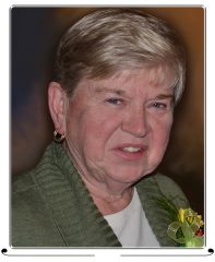 Muriel Nancy Peddie, née Ness
