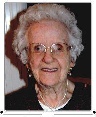 Gertrude Dear Allen, 1921-2019