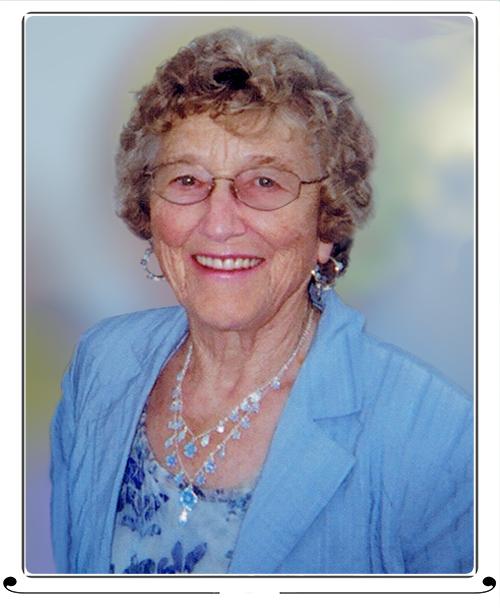 Agnes Genevieve Glover, née-Cullen, 1924–2019