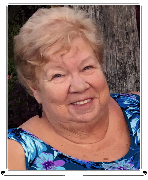 Sheila Ann Tremblay (née Towns), 1943-2019