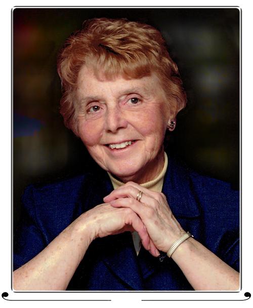 Dorothy Jane Hooker (Barr)