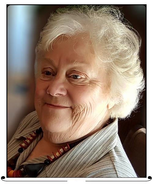 Judith Hooker, née Gomery