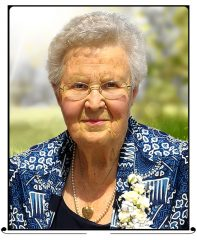 Marjorie Templeton (née Hooker) 1924–2020