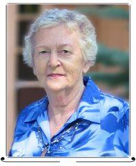 Patricia C.M. Jackson (née Dullege), 1933–2020