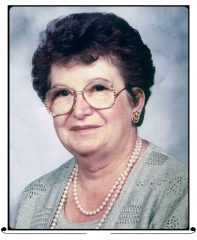 Jeannette Bolduc (née Jeanneau), 1923–2020