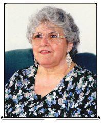 Myrella Bergeron (née Petelle), 1938–2020