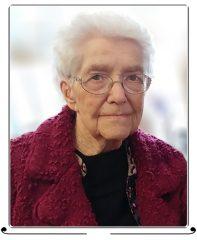 L. Grace Henderson (née Ewing), 1921–2020