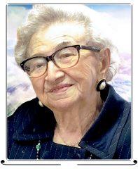 Trudy Conde (née Zobal), 1922–2020