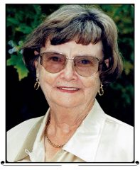 Peggy Rowe,1924-2020