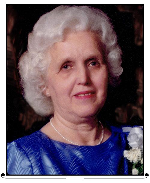 Alice Irene Irving, née Arbeau, 1926-2020