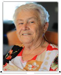 Monique Hébert (née Grégoire), 1941–2021