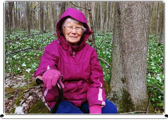 Rosemary Gwendolen Hooker (née Aikman) September 18, 1933 – April 23, 2021