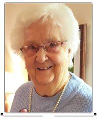 Joyce McKell, 1921–2021