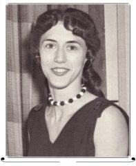 Madeleine Dagenais, 1934-2021